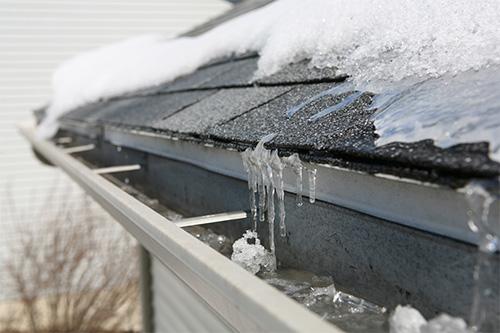 Heated Gutter Installation Service In Traverse City Mi
