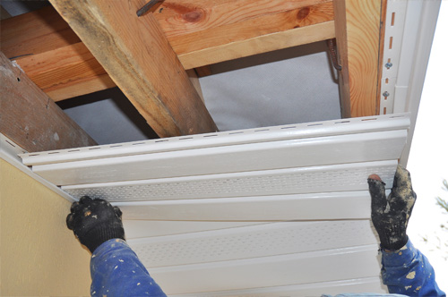 Soffit And Fascia Repair And Replacement In Traverse City Mi